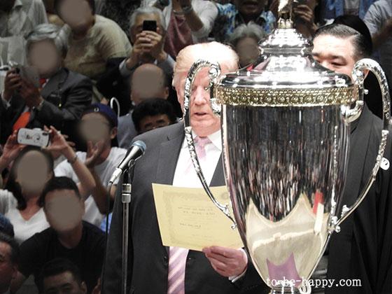 トランプ大統領、トランプ杯