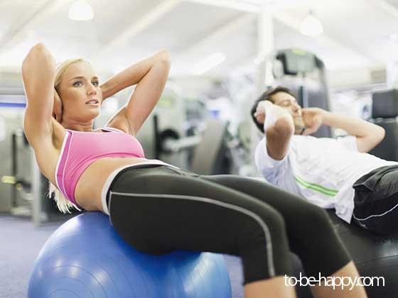 脂肪肝対策に筋トレと有酸素運動