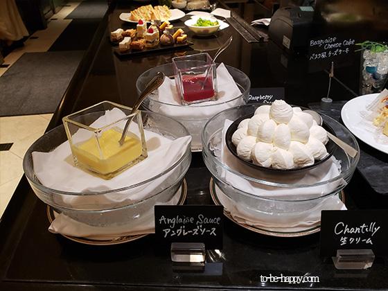 ウェスティン東京のチーズデザートブッフェ