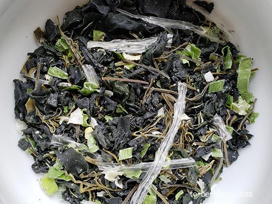 カルディ・もへじ 海藻トロっとスープ