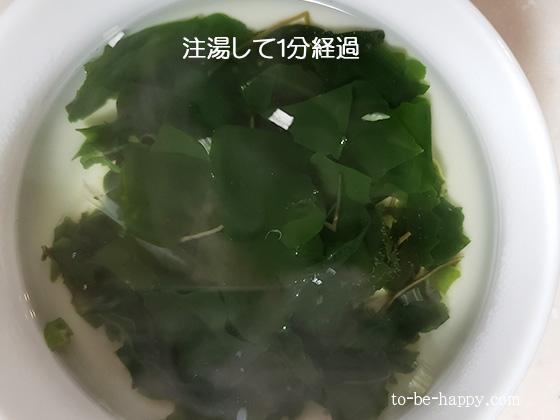 カルディ・もへじの海藻トロっとスープ
