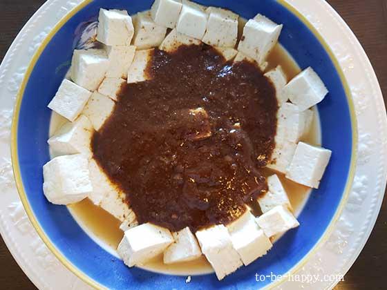 カルディの麻婆豆腐醤で麻婆豆腐を作る