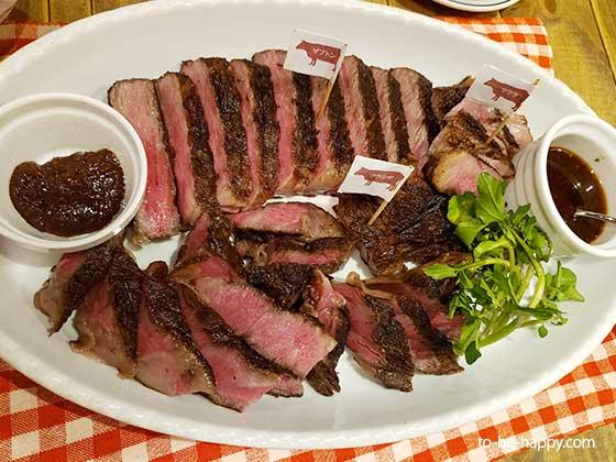 熟成肉 グリルドエイジングビーフ横浜 熟成大判一枚肉炭火グリル