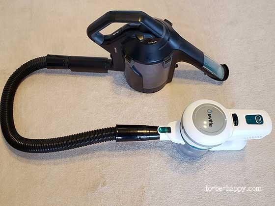 スイトル掃除機をスイトルに接続する使い方